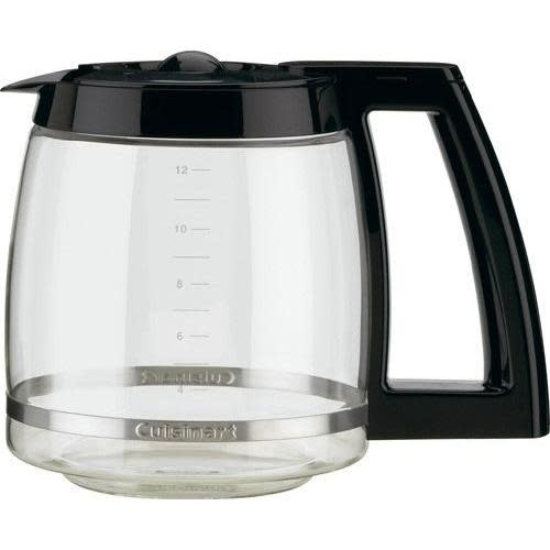 Cuisinart Replacement Coffee Carafe Glass 12cup