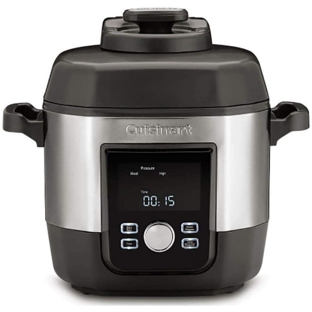 Cuisinart Electric Multicooker 6 qrt. High Pressure