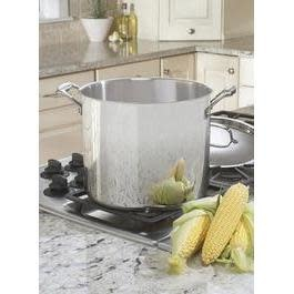 Cuisinart Cookware Chefs Classic Stainless Stockpot 12qt With Lid