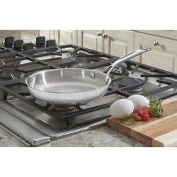 """Cuisinart Cookware - Chefs Classic Stainless Steel, Skillet 8"""""""