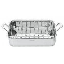 Cuisinart Cookware Roasting Pan With Rack 16