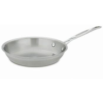 Cuisinart Cookware Multi-clad Pro Stainless Fry Pan Skillet 8in