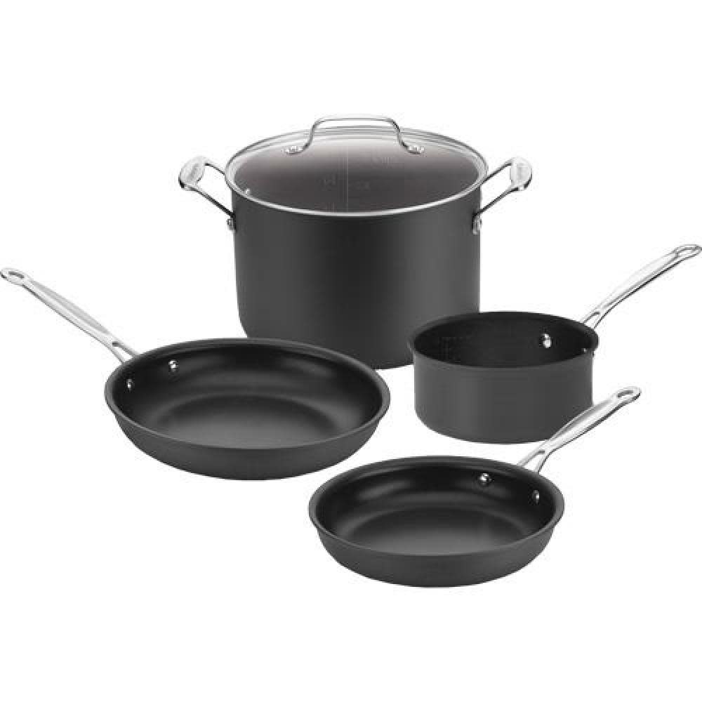 Cuisinart Cookware 5 Pc Set Anodized Chef