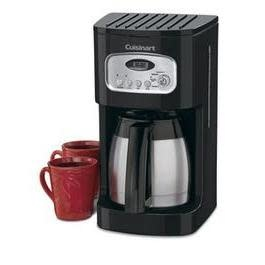 Cuisinart Electric Coffee Maker Programmable 10cup Thermal