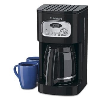 Cuisinart Electric Coffee Maker Programmable 12cup Glass