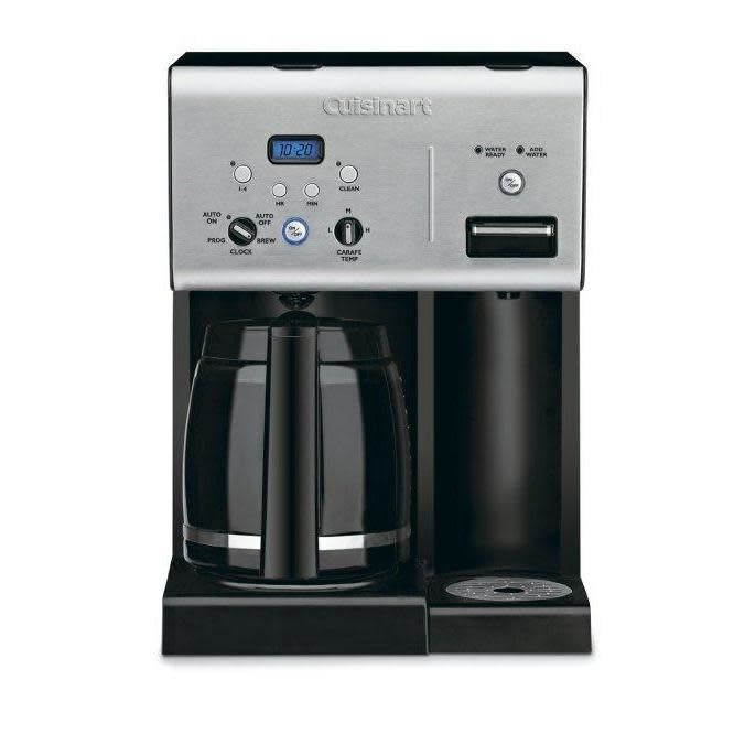Cuisinart Electric Coffee Maker With Hot Water System 12cup