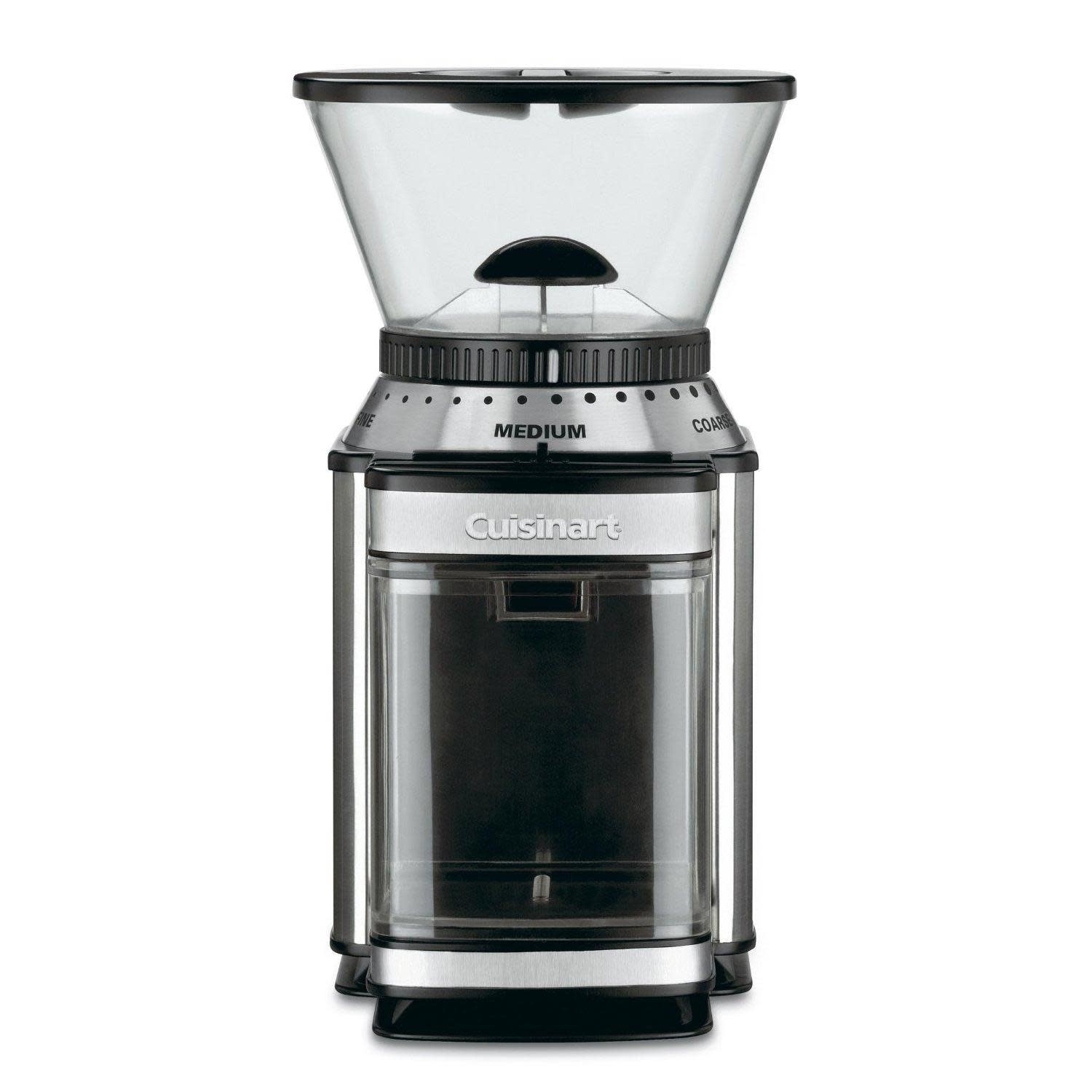 Cuisinart Electric Coffee Grinder Burr Mill Supreme