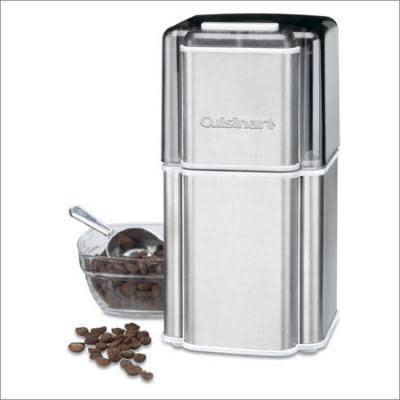 Cuisinart Electric Coffee Grinder Grind Central, removable bowl