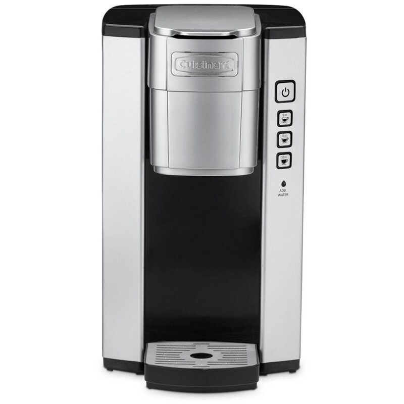 Cuisinart Electric Coffee Maker Compact Single K-cup
