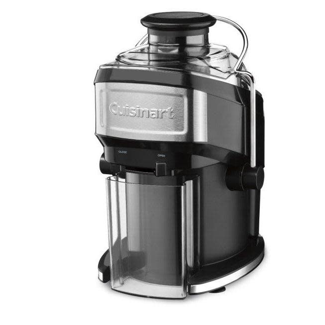 Cuisinart Electric Juicer Extractor Compact -16oz pitcher-40oz pulp container