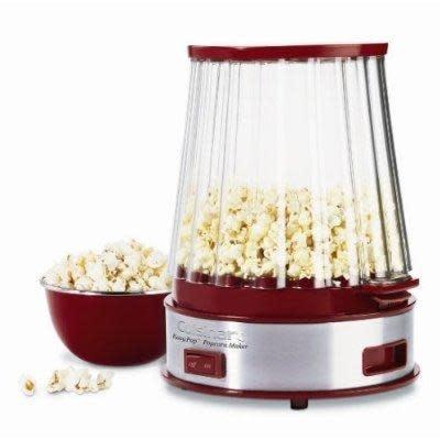 Cuisinart Electric Popcorn Maker Easypop Popper Red
