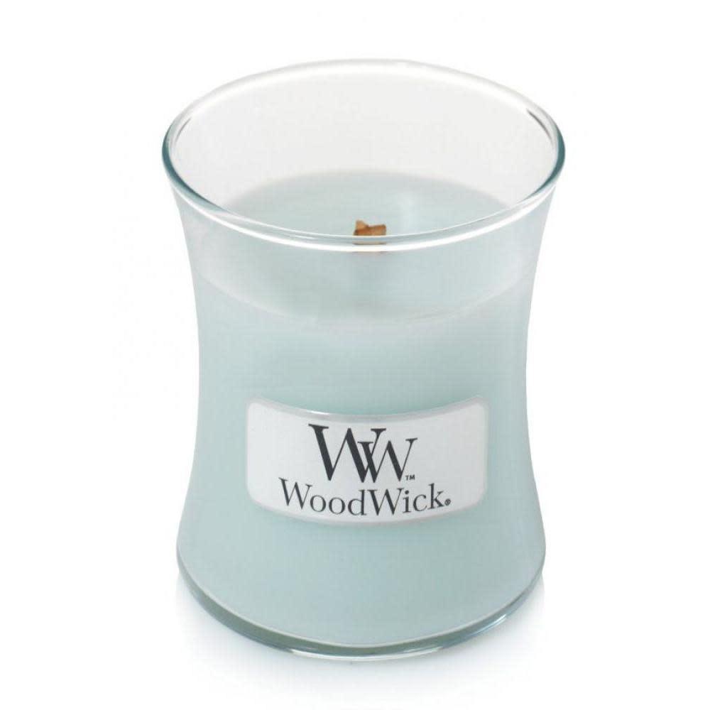 Woodwick Woodwick Mini Candle Jar Pure Comfort 3oz 20 Hour Burn Time
