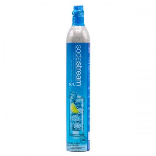 SodaStream (BLUE TOP) SodaStream Co2 Exchange Refill Carbonator 60l