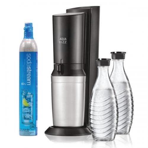 SodaStream Sodastream Machine and Starter Kit Aqua Fizz