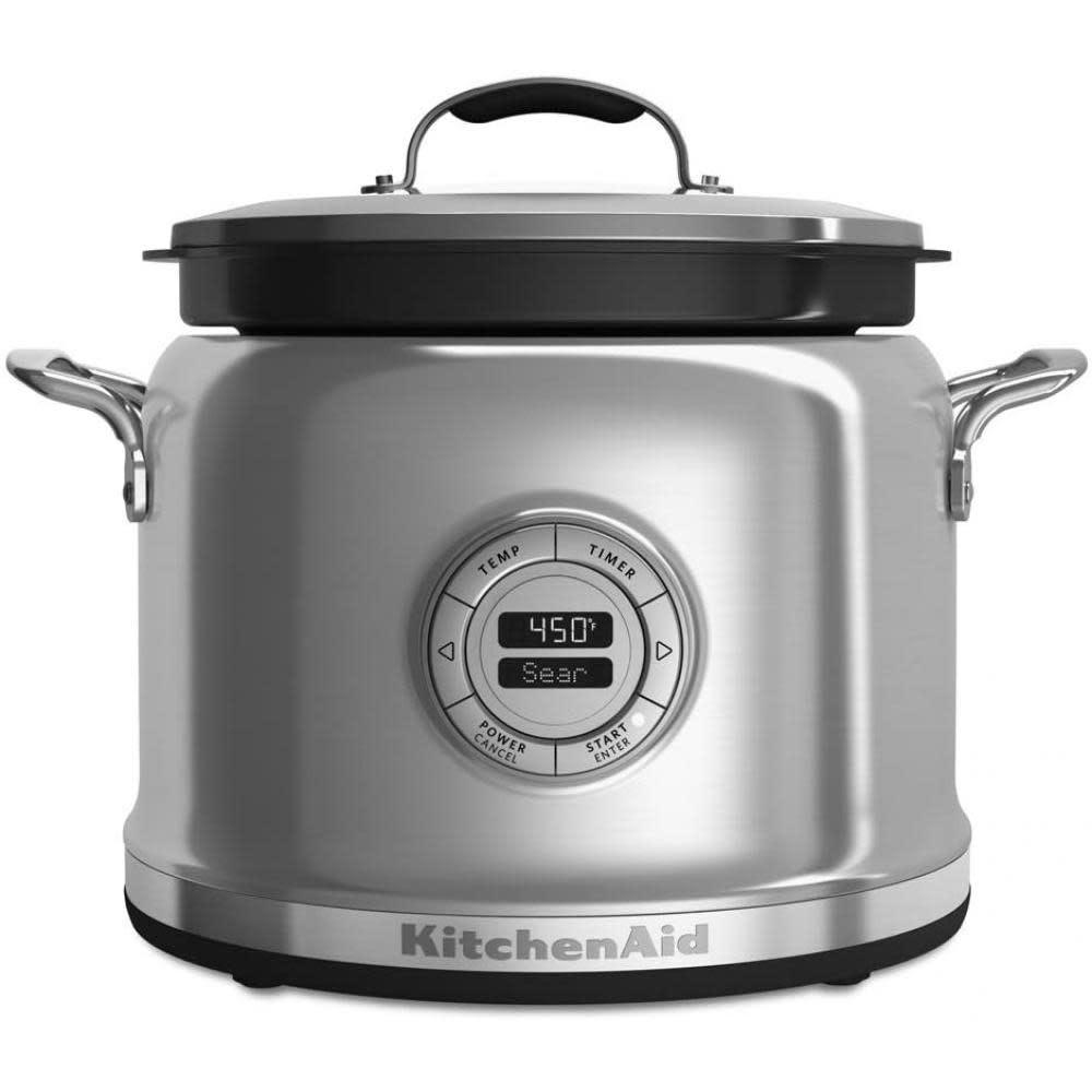 KitchenAid MULTI-COOKER Stainless Steel