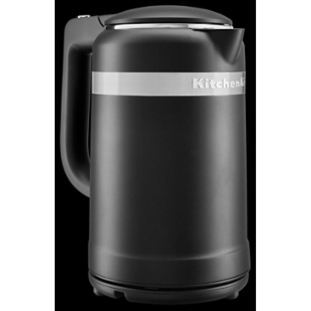 KitchenAid Electric Kettle 1.25L - Black Matte
