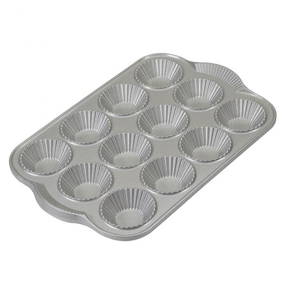 Nordic Ware Bakeware French Tartlette Pan