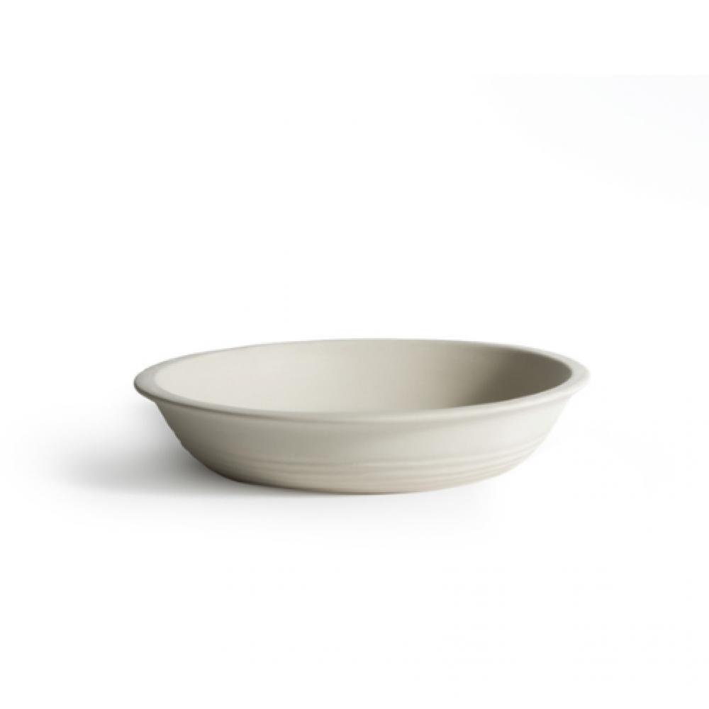 Ohio Stoneware Bakeware Stoneware Pie Pan Natural