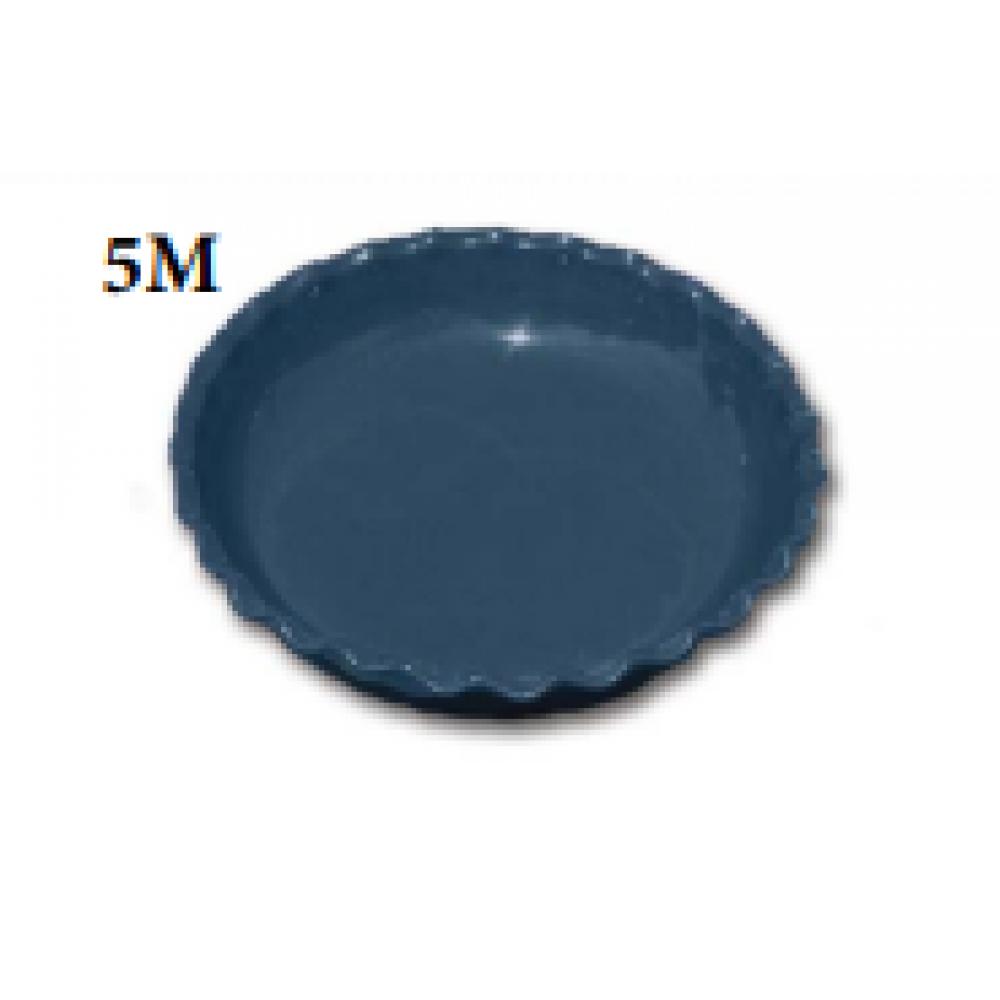 Ohio Stoneware Bakeware Stoneware Pie Plate 10in Ruffled Bristol