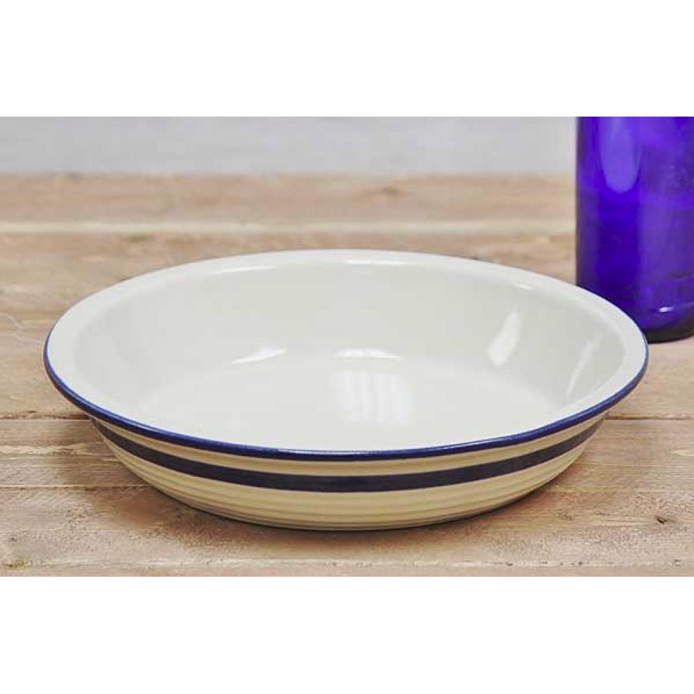 Ohio Stoneware Bakeware Stoneware Pie Plate 10in Dominion