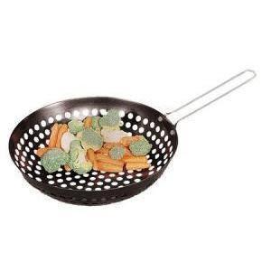 Fox Run Brands Grilling Wok Stir Fry Non-stick Bbq