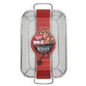 Table Craft Grilling Basket 15x11 Stainless Steel