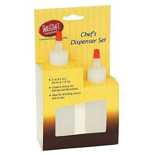 Table Craft Squeeze Bottle 2 Size Pack