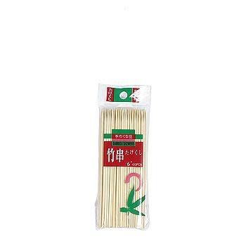 "Miya Bamboo Skewers Pack 6"""