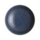 Denby Studio Blue Colbalt Med Ridged Bowl