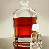 Bormioli Rocco Decanter - Glass Capitol Whisky 24oz