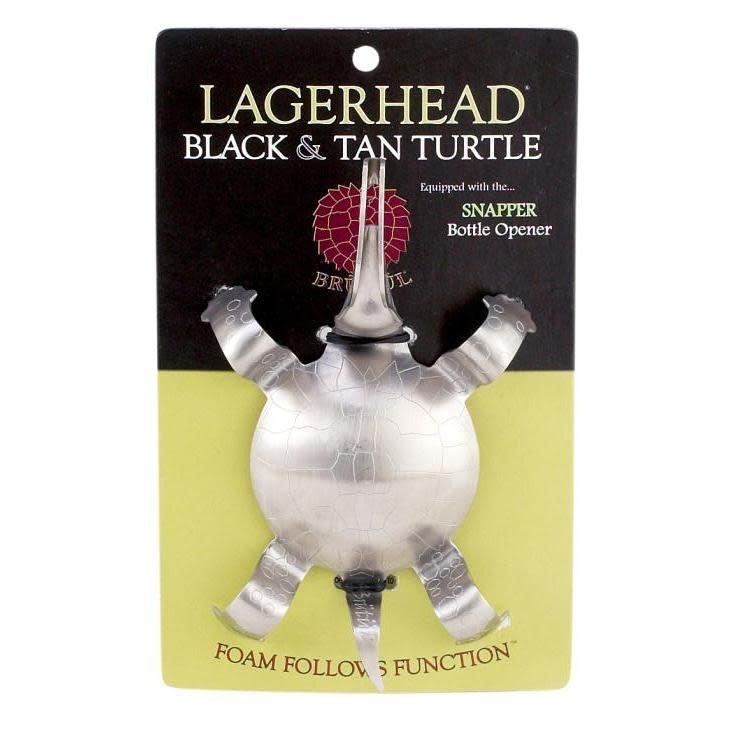 Harold Imports Co. Black & Tan Layering Tool - Turtle Metal