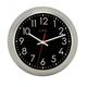 Lacross Technology Owen Metal Wall Clock 11 in.