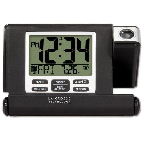 Lacross Technology Alarm Clock - Travel Projection
