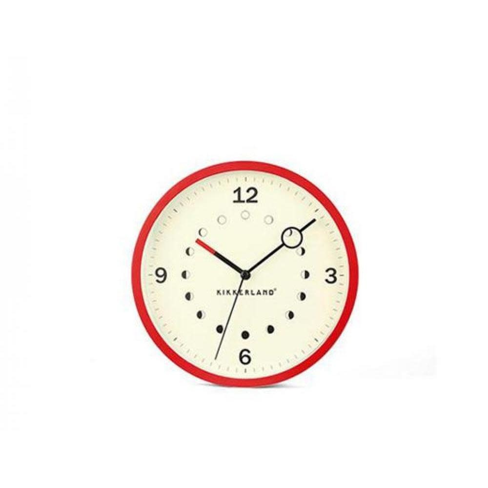 Kikkerland Lunaris Clock
