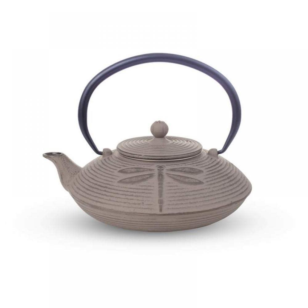 B & F Systems Inc. Tea Pot Cast Iron Gray 3.3 Cup