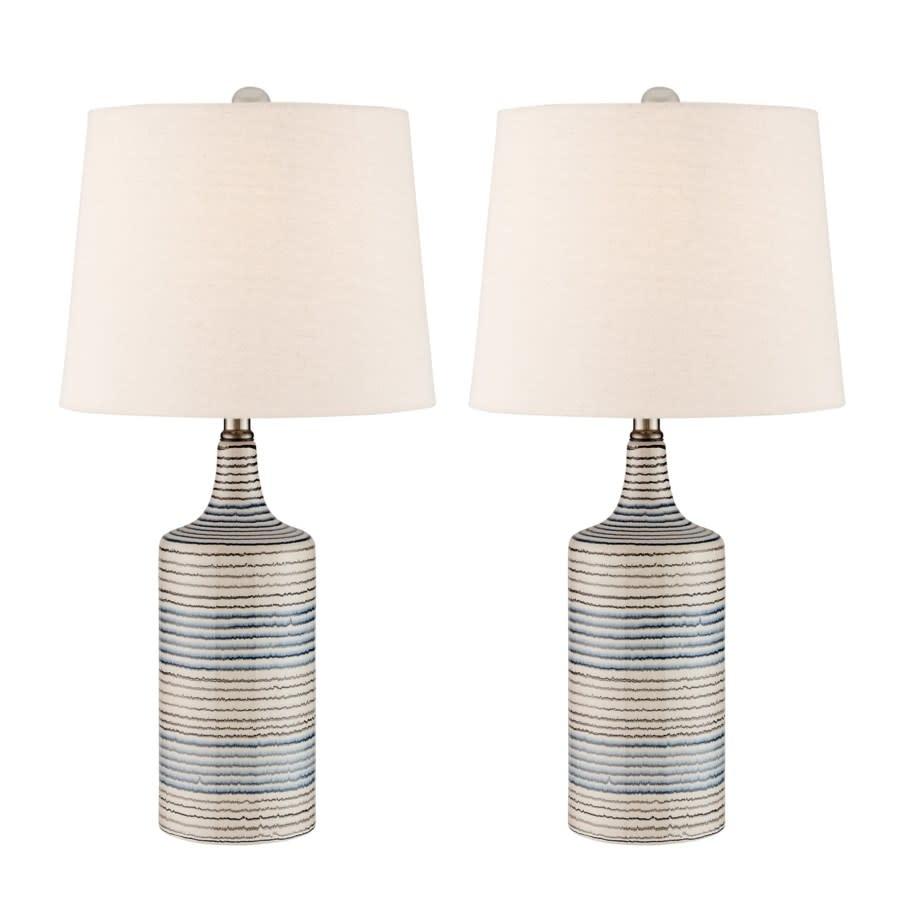 Lite Source Felicia Table Lamp 2PK