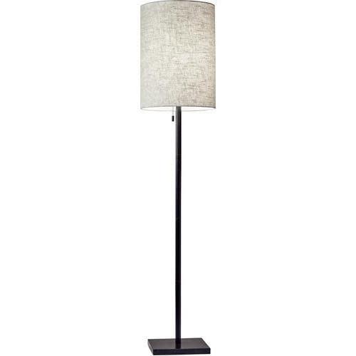 Adesso Home Liam Floor Lamp Dark Bronze
