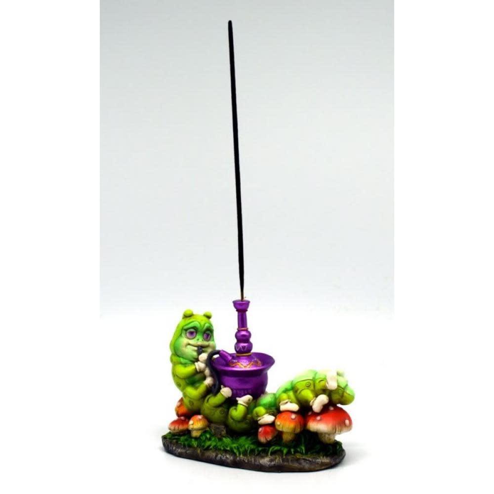 Fantasy Gifts Incense Burner Hookah Smoking Caterpillar