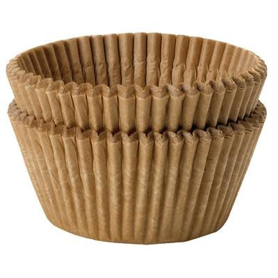 Harold Imports Co. Baking Accessory - Baking Cups Cupcake Muffin Unbleached Liner, Large