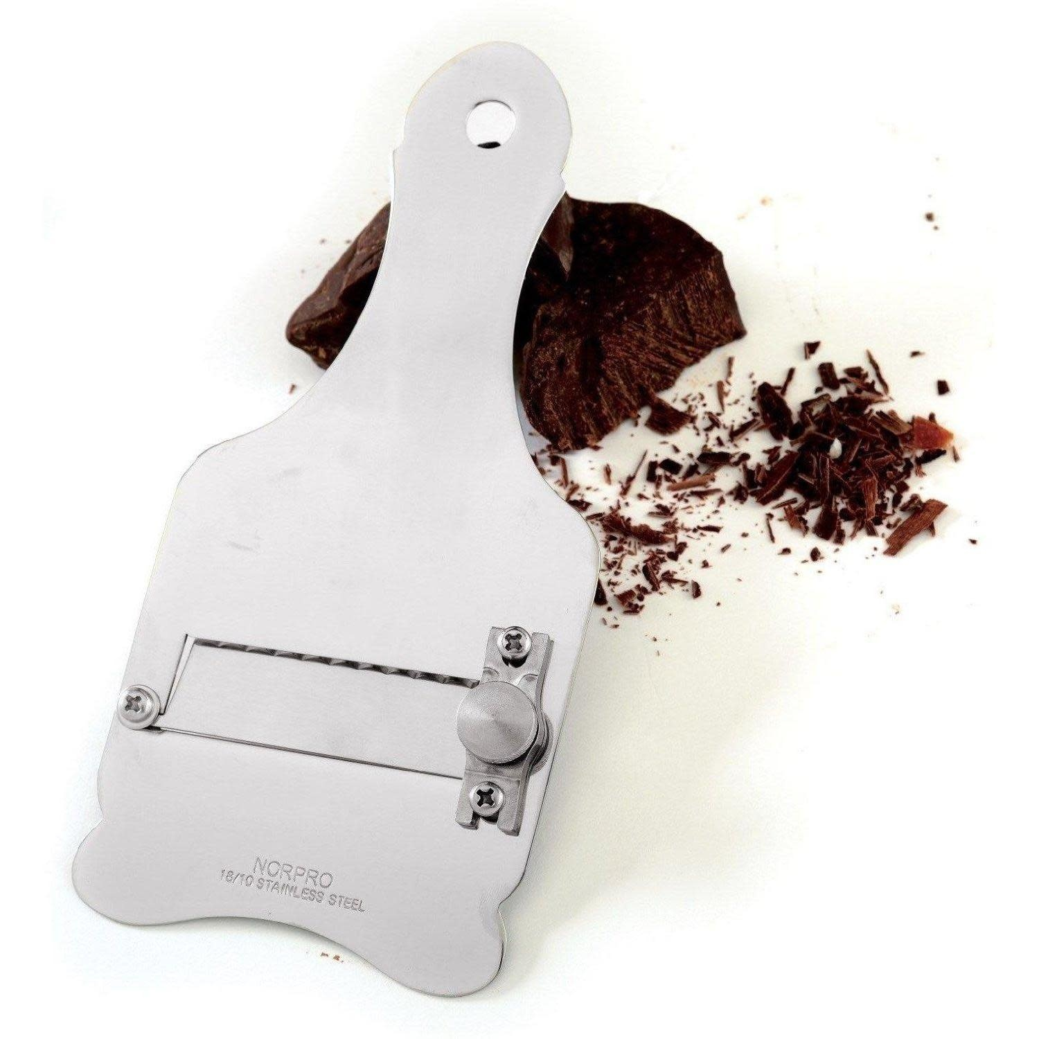 Norpro Chocolate Shaver Metal-stainless Steel
