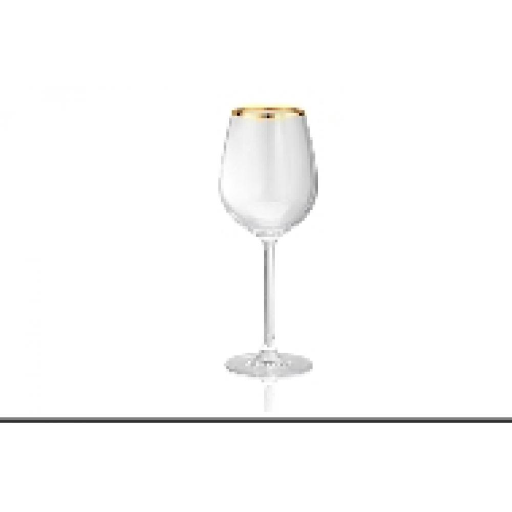 Artland Gold band white wine 15oz