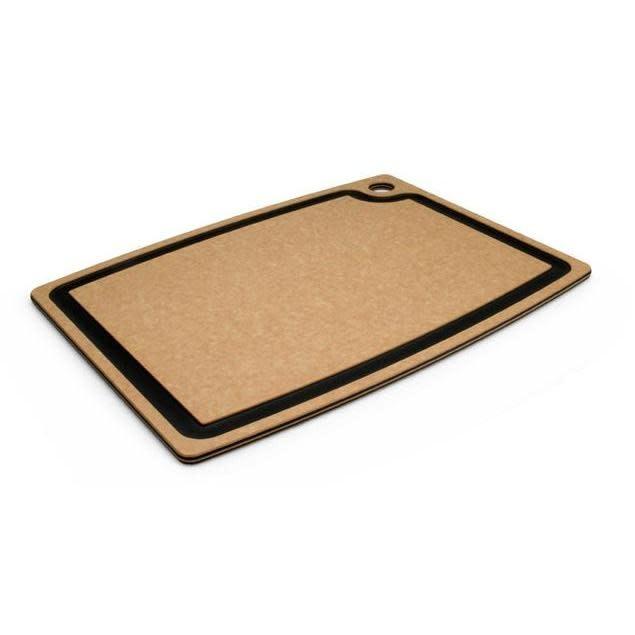 Epicurean Cutting Board gourmet Natural 17.5 x 13in - Slate