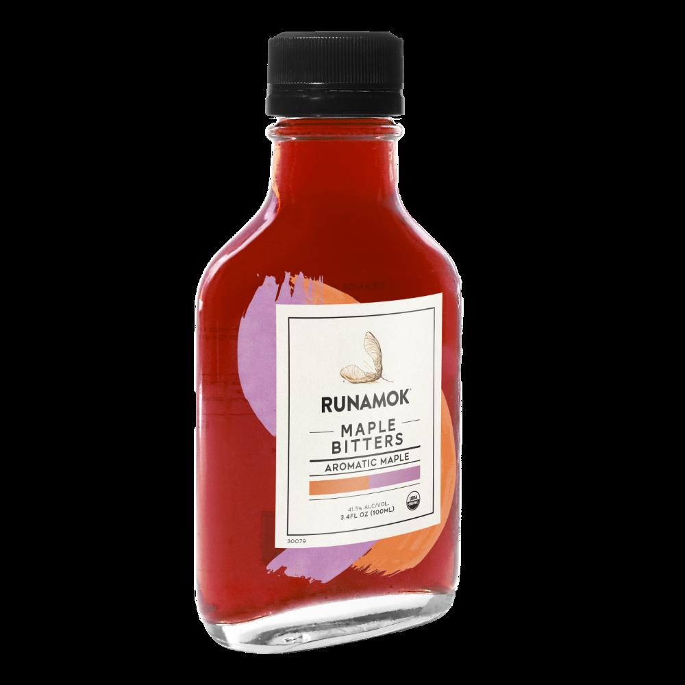 Runamok Maple Aromatic Maple Bitters