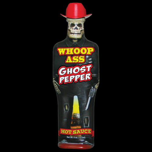 Southwest Specialty Food Inc Barbecue Hot Sauce Cowboy Whoop Ass Ghost Pepper