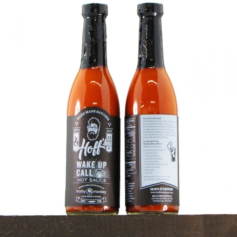 Hoff & Pepper Hoff Sauce - Wake up Call