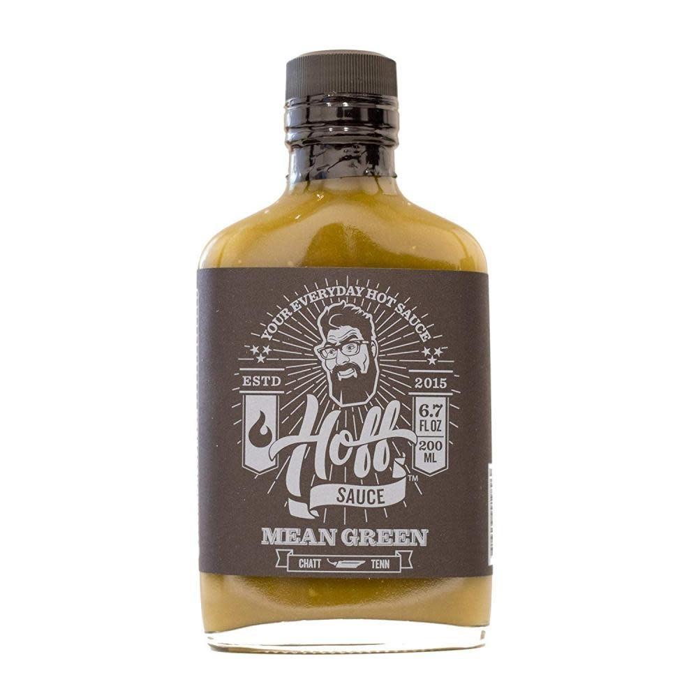 Hoff & Pepper Hoff Sauce - Mean Green