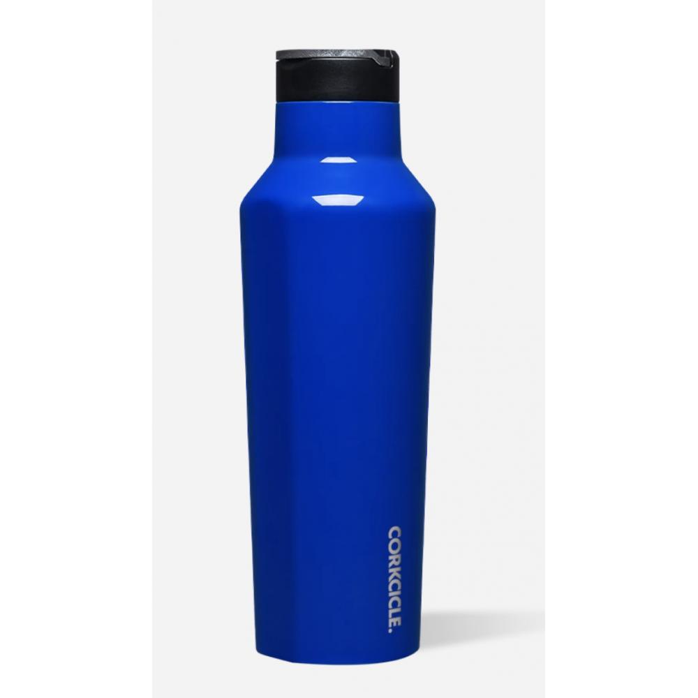 Corkcicle Travel Bottle Sport Canteen 20oz - Cobalt