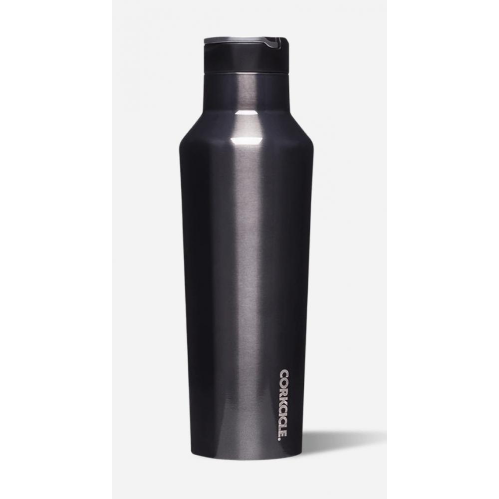 Corkcicle Travel Bottle Sport Canteen 20oz - Gunmetal