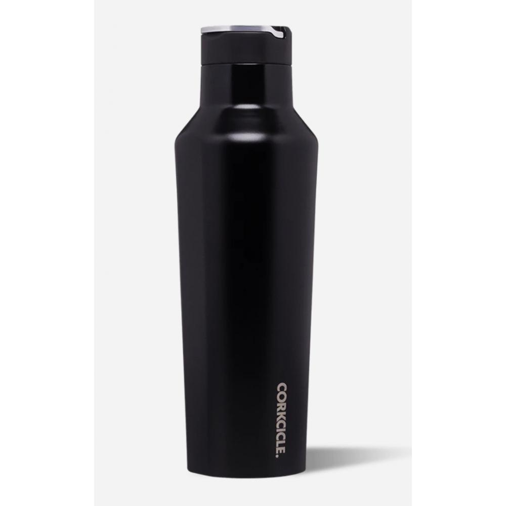 Corkcicle Travel Bottle Sport Canteen 20oz - Matte Black
