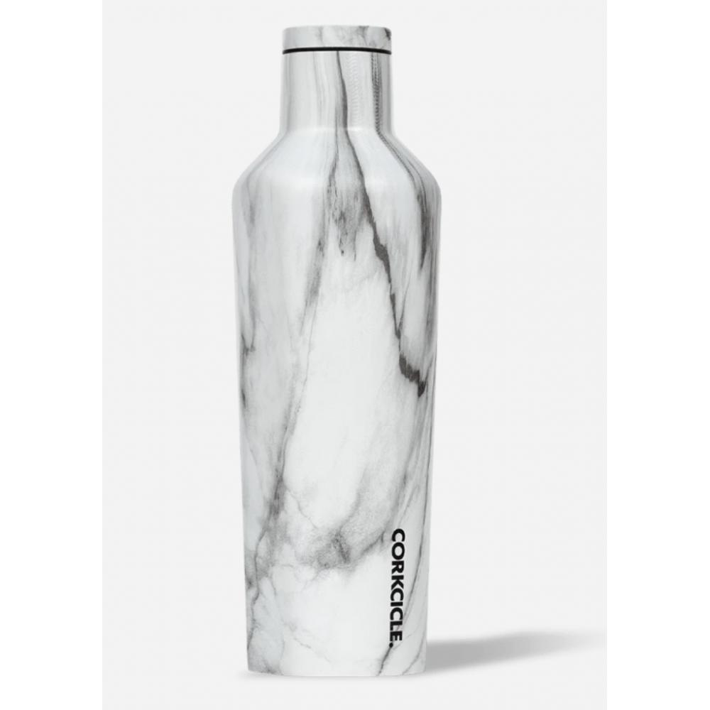 Corkcicle Travel Bottle Canteen 16oz - Snow Drift